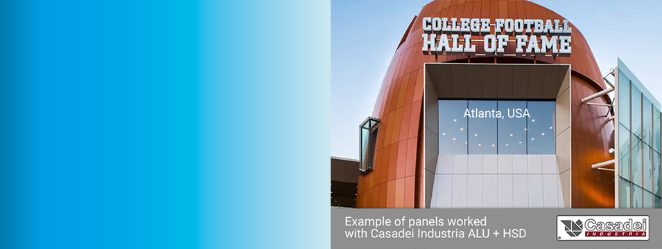 Casadei Industria ALU & HSD: solutions for innovation Design and composite Materials